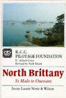 RCC Pilotage Foundation North Brittany by K.Adlard Coles (Hardback, 1992)
