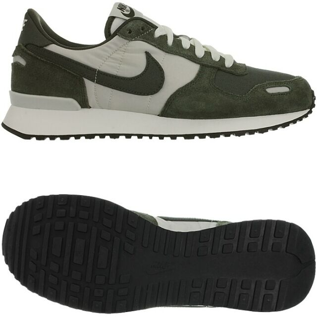new products fe3f8 62885 Mens Nike Air Vortex Vintage Trainers Bone Cargo Khaki UK 9.5 BN ...