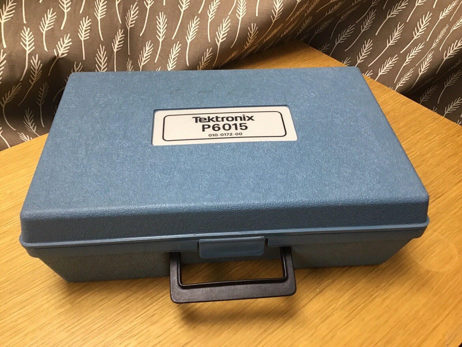 Tektronix P6009 High Voltage Probe 120 MHz 100x for sale online