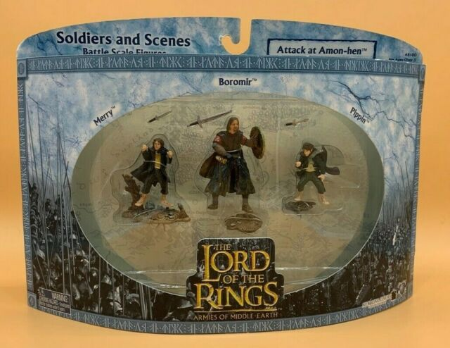 Lord of the Rings Armies of Middle-Earth Attack At Amon Hen