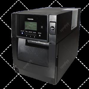 TOSHIBA TEC BA420T Etiketten Drucker DHL EasyLog DPD UPS GLS USB Ethernet