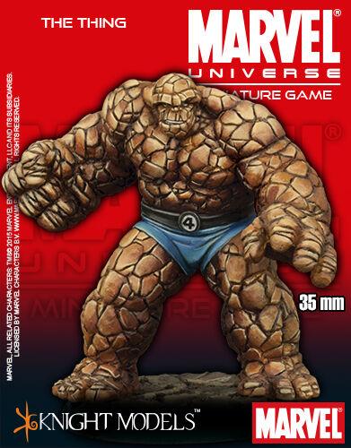 Marvel - universum miniatur - spiel  das springer - modelle neue