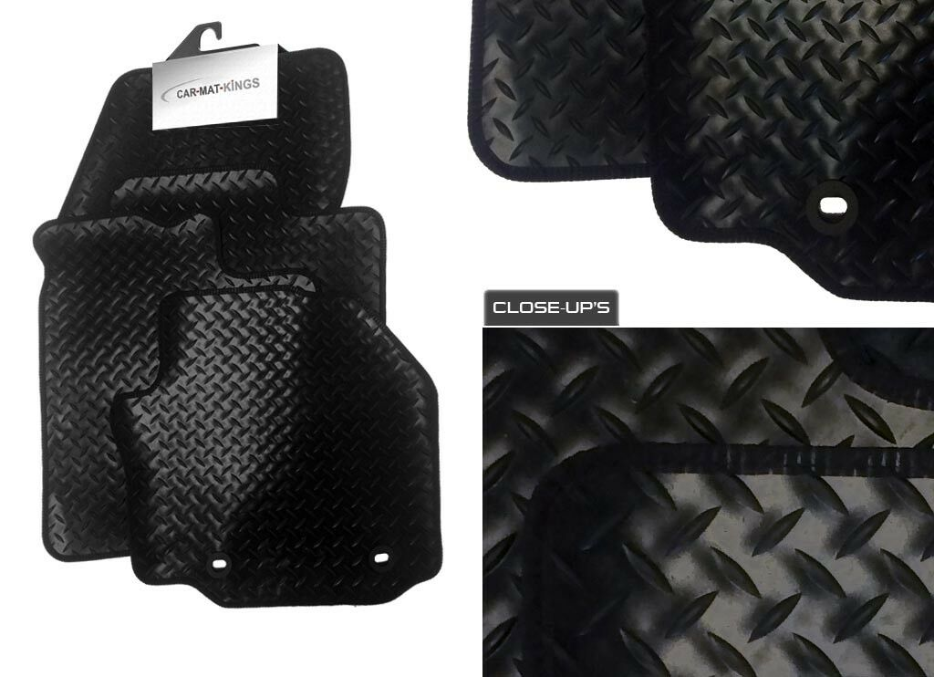 Renault Espace (2011 Onwards) 5MM Heavy Duty Rubber Tailored Car Mats