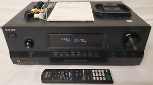 Sony STR-DH510 Home Audio Video 5.1 Channel HDMI 500 Watt Stereo System Receiver
