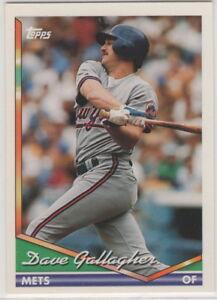 1994-Topps-Baseball-New-York-Mets-Team-Set