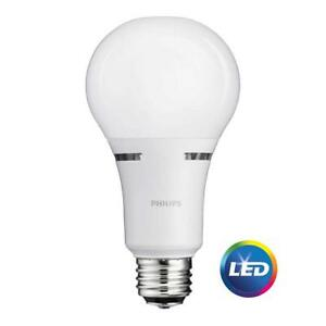 led light bulb 50 100 150w equivalent soft white 2700k 3 way a21 non dimmable 46677465148 ebay. Black Bedroom Furniture Sets. Home Design Ideas