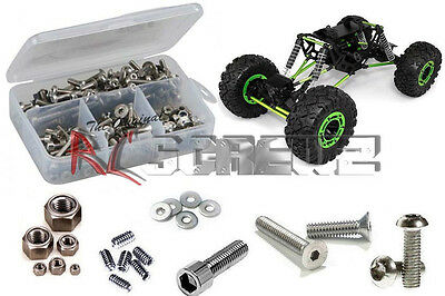 RC Screwz AXI001 Axial Racing AX10 Scorpion Stainless Steel Screw Kit