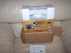 Los ventiladores de carrera Coleccionables-Rusty Wallace Miller Lite Tauras - 24KT Dorado
