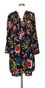 NWT-OLD-NAVY-Dress-Tunic-Baby-Doll-Floral-Boho-SP