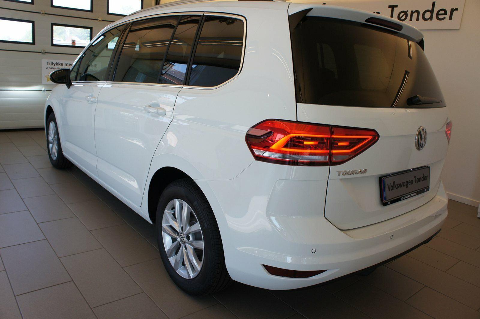 VW Touran 1,5 TSi 150 Highline DSG 5d