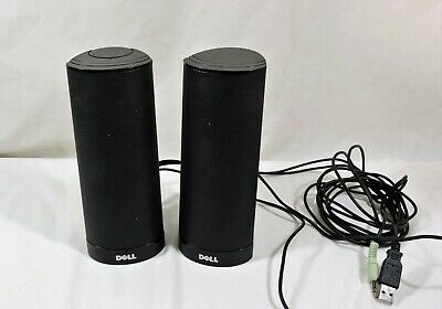 gaixample.org Dell AX210 USB Stereo Speaker System Model 42DJY ...