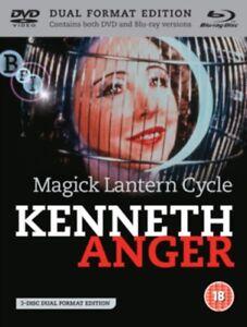 Nuovo Kenneth Anger - Magick Lanterna Cycle Blu-Ray + DVD