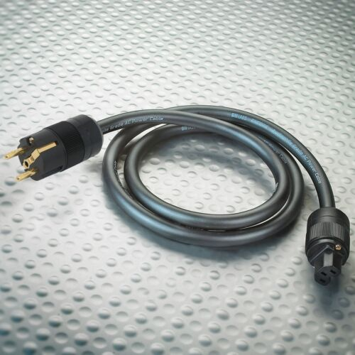 DH Labs Silver Sonic Encore 2 meter SCHUKO to IEC AC Shielded Power Cable