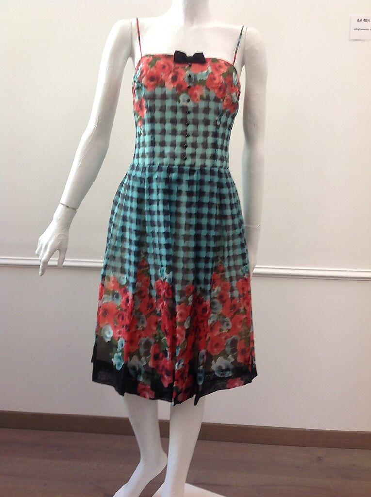 Paul Smith abito fiori, flowers dress