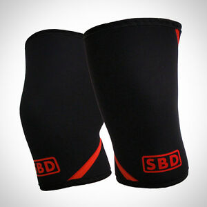 642d2c49a2 Image is loading SBD-Knee-Sleeves-Pair-Powerlifting-Knee-Support