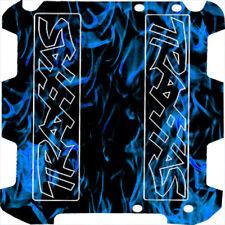 Traxxas Slash 4X4 Ultimate LCG  Chassis Protector Rally Car 7422 - Blue Flames
