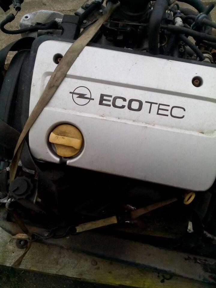motor gearkasse, Opel vectra, årg. 1999