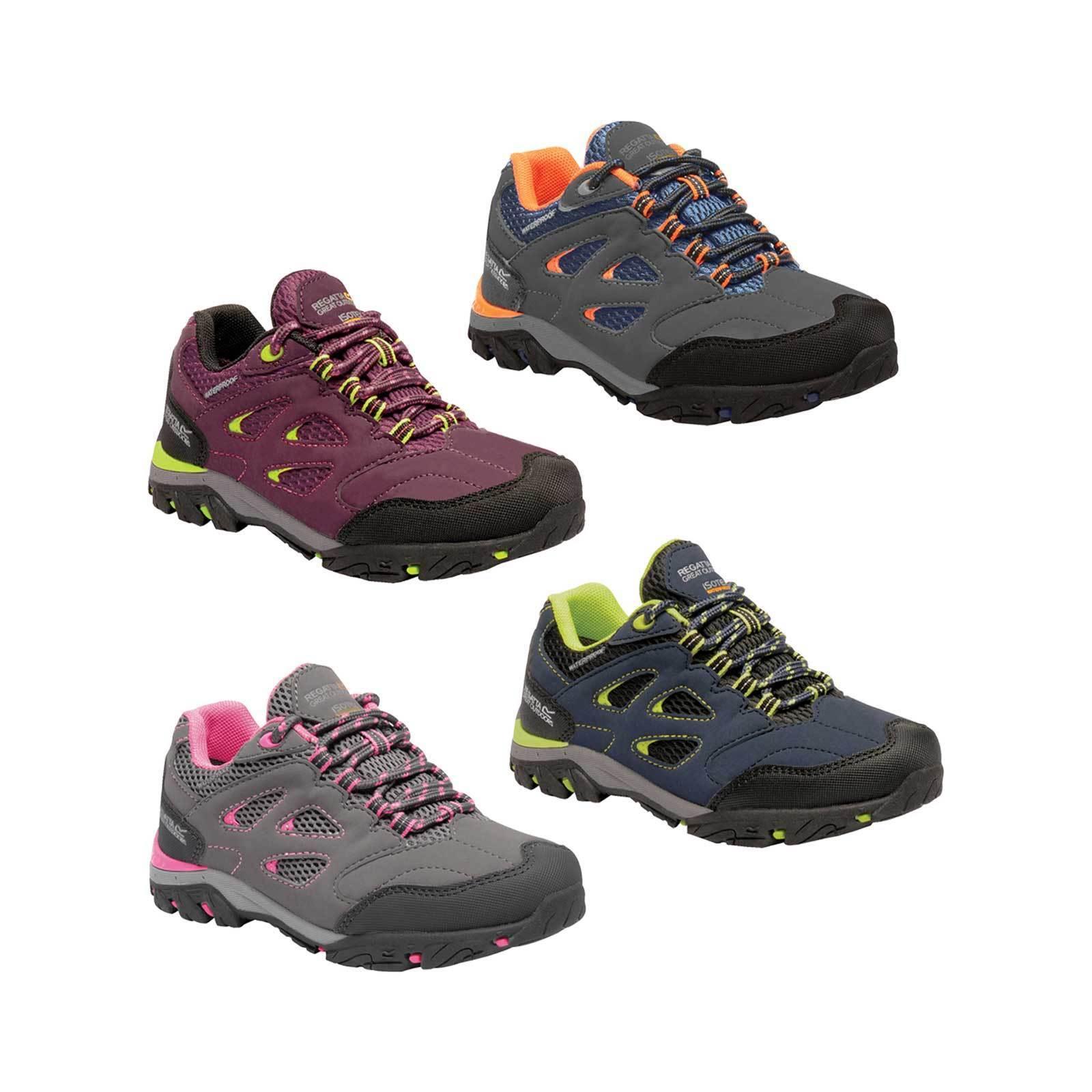 Regatta Kids Holcombe Low Waterproof shoes RRP