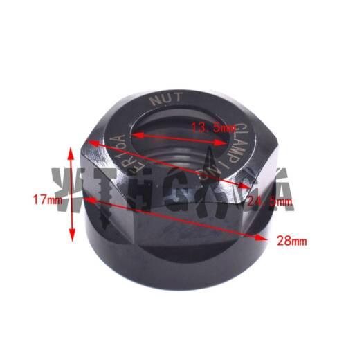 ER11M-ER40UM Collet Clamping Nut For CNC Milling Collet Chuck Holder Lathe