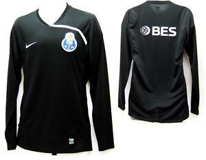 Nouveau-Nike-FC-Porto-club-de-football-gardien-de-but-GK-Shirt-2008-09-Made-in-Morocco-XL