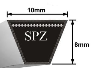 SPZ512-SPZ1137-Wrapped-SPZ-Section-V-Belts-10mm-X-8mm-HIGH-QUALITY