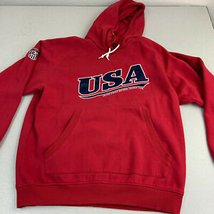 Nike-USA-United-States-National-Soccer-Team-Hoodie-Mens-Large
