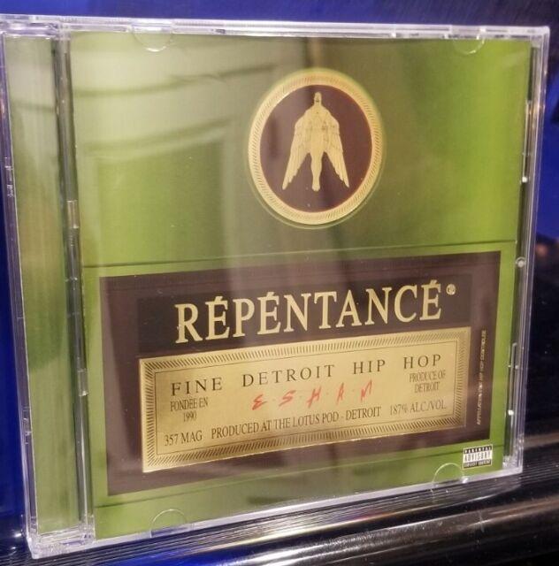Esham - Repentance CD natas insane clown posse twiztid soopa villianz mastamind