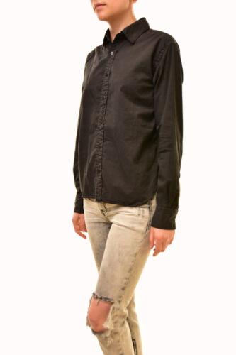 136 Shirt One Bcf85 Women's Rrp Teaspoon Black S Size Ringo Authentic RRzC4q