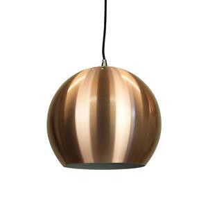 Copper-Pendant-Light-Round-Industrial-LED-Lighting-Bedroom-Ceiling-Lights