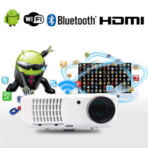 WIFI-Beamer-Bluetooth-Android-1080P-FULL-HD-Wireless-LED-Video-projektor-HDMI-3D