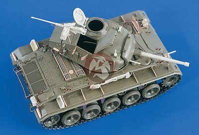 Verlinden 1/35 M24 Chaffee Tank Detail Set (for Italeri kit) [Resin Update] 2045