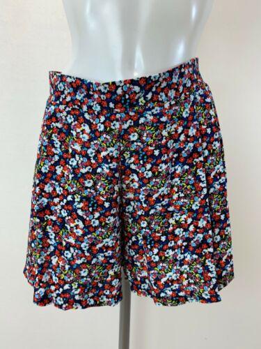 New Ladies EX George Ditsy Print  Shorts Size 14 16 18 20 22 24