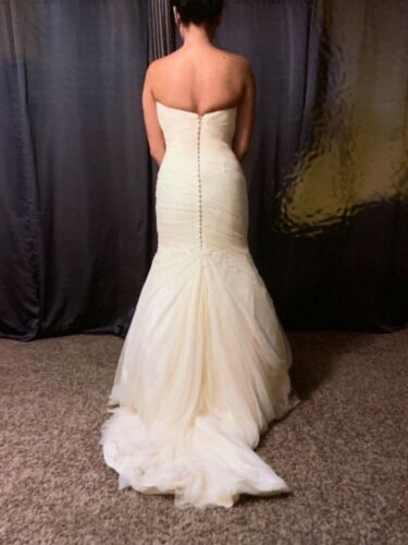 Wedding Dress/ Modern Trousseau  - image 1