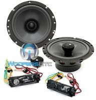 Cdt Audio Cl-61cv 6.5 Convertible 2-way Car Coaxial Or Component Speakers