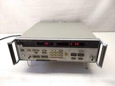 Hp 8970a Noise Figure Meter