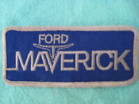 Vintage Ford Maverick Patch 4 5/8 X 2