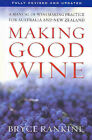 Making Good Wine by Bryce Rankine (Paperback, 2004)