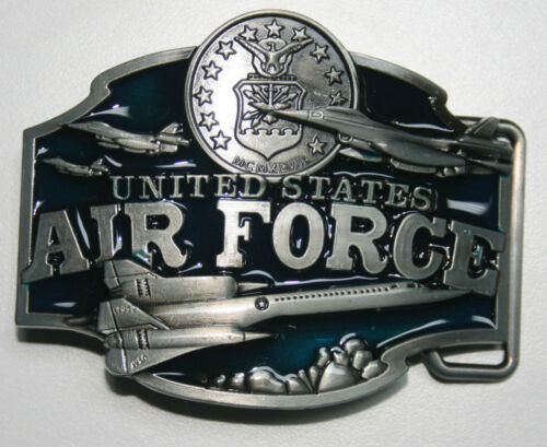 United States Air Force america US USA belt buckle logo accessories replacement