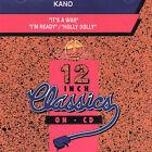 It's a War [Single] by Kano (Italo Disco) (CD, Jan-2001, Unidisc)
