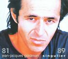 Singulier 81-89 by Jean-Jacques Goldman (CD, Mar-2009, 2 Discs, Sony Music Distribution (USA))