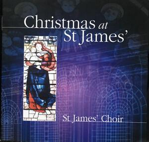 Christmas at St. James' : St James' Choir (Sydney, Australia) (CD)
