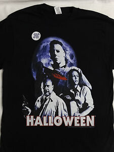 4d848289 Image is loading Michael-Myers-Halloween-Horror-Movie-Dr-Loomis-Laurie-