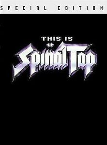 This Is Spinal Tap (DVD) New, Free Shipping