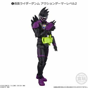 SHODO-O Vol.5.1 Kamen Rider Outsider Genm Action Gamer Level 2 US Seller