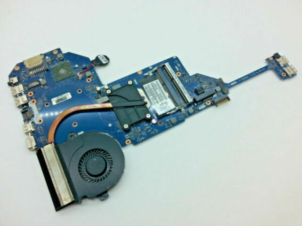 LA-8715P Rev:1.0 687227-001 QCL51 HP M6-1035DX AMD Laptop Motherboard FS1