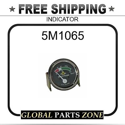 1W0705 INDICATOR AS-ENG OIL PRESSURE 5M1065 3K0444 5A3072 8M1892 for Caterpill