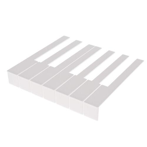 Klavier Ersatz Weiß Tasten Klaviertastatur Ersatzteile Klaviertastatur Kit
