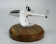 Taurus Pipistrel Glider Airplane Desk Wood Model Small New