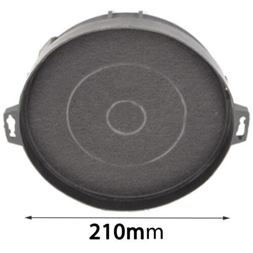 Extracteur Vent Rond Filtre à charbon pour Matsui pour Hotte de cuisinière 210 mm