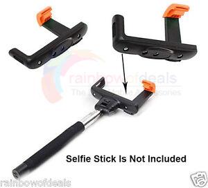 smart phone holder monopod tripod mount adapter only for bluetooth selfie stick ebay. Black Bedroom Furniture Sets. Home Design Ideas